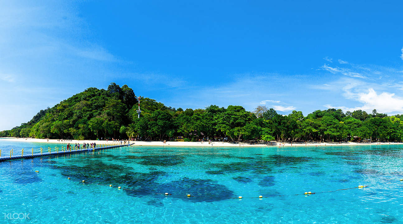 Rok and Coral Islands